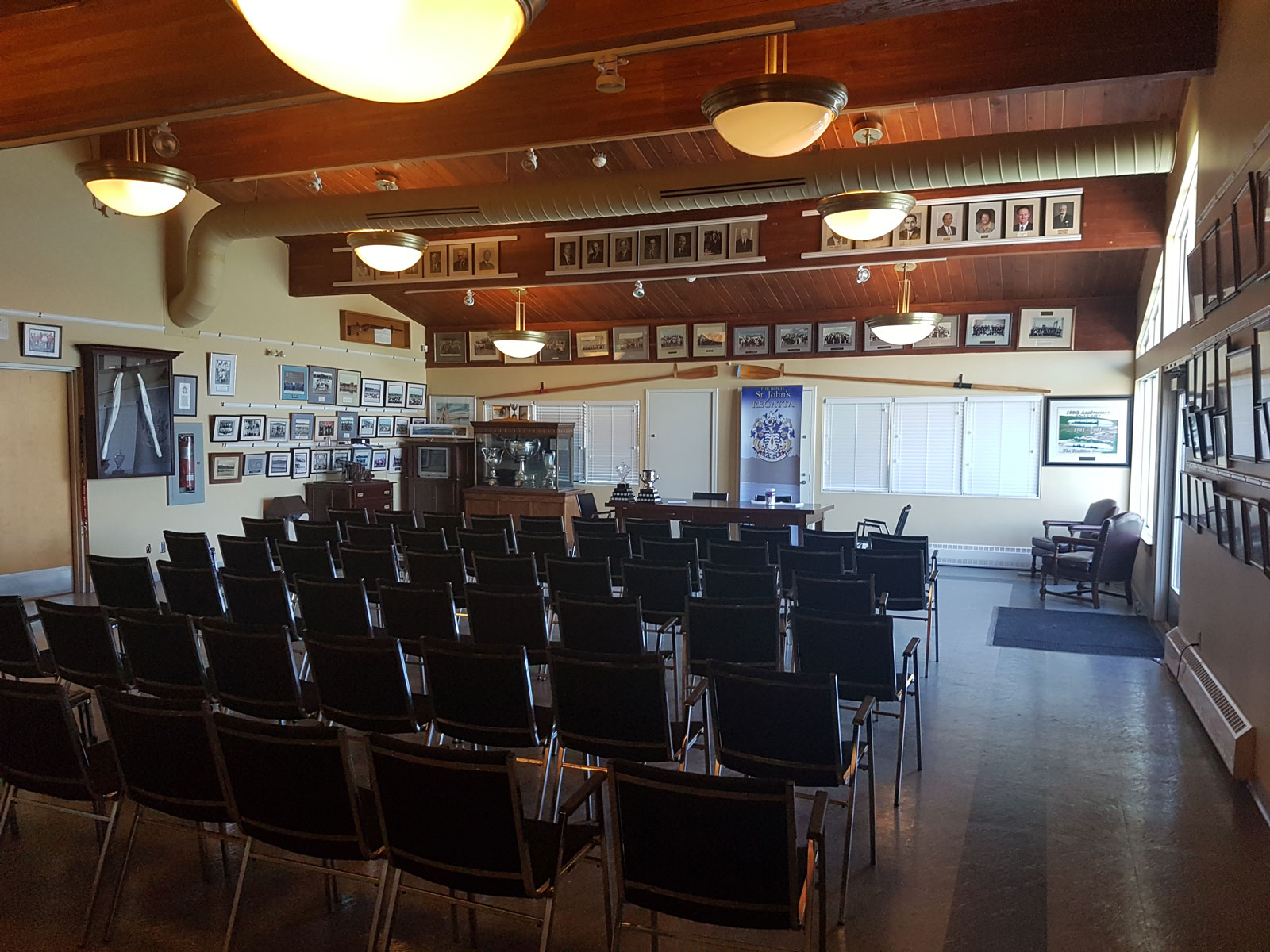 Boathouse Museum meeting