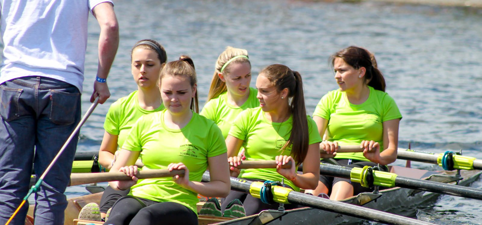 Youth Rowing Crew
