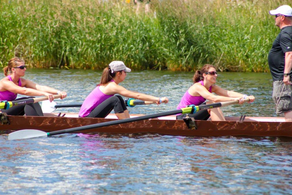 Rowing Athletes