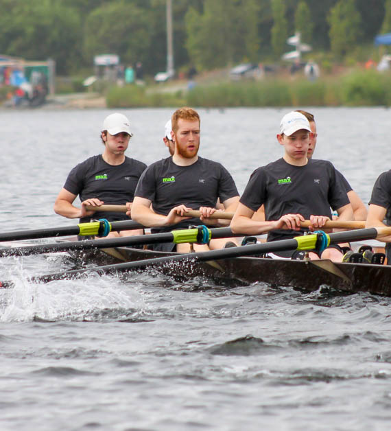 Regatta Max Racing Rowing Crew