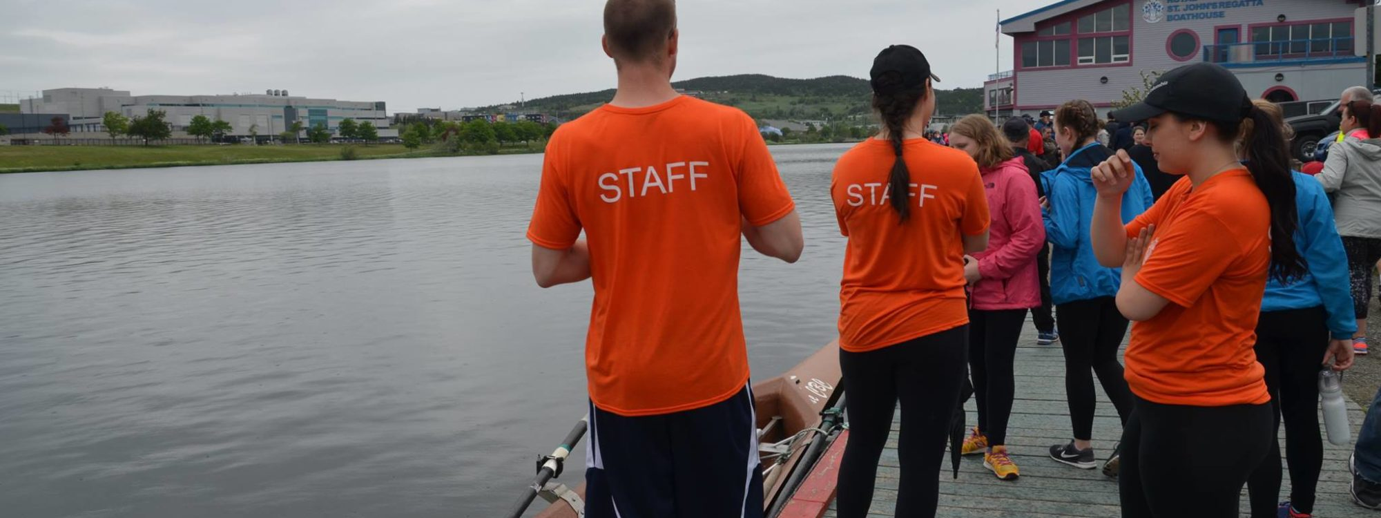 Discovery Day Regatta Staff