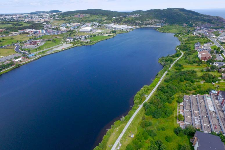 South end of Quidi Vidi