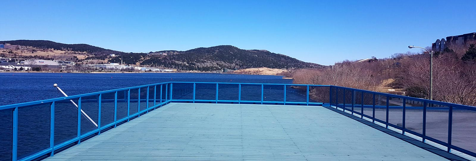 boathouse museum deck