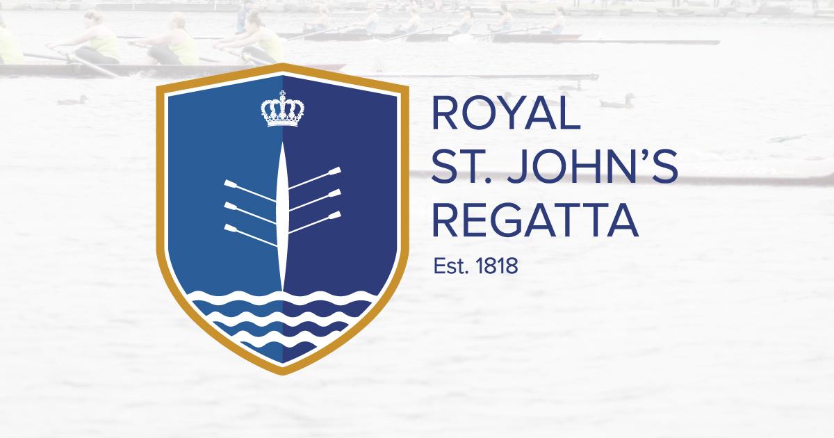 Record Book - Royal St  John's Regatta